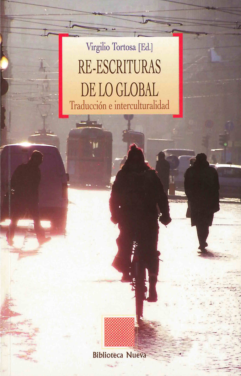 RE-ESCRITURAS DE LO GLOBAL: portada