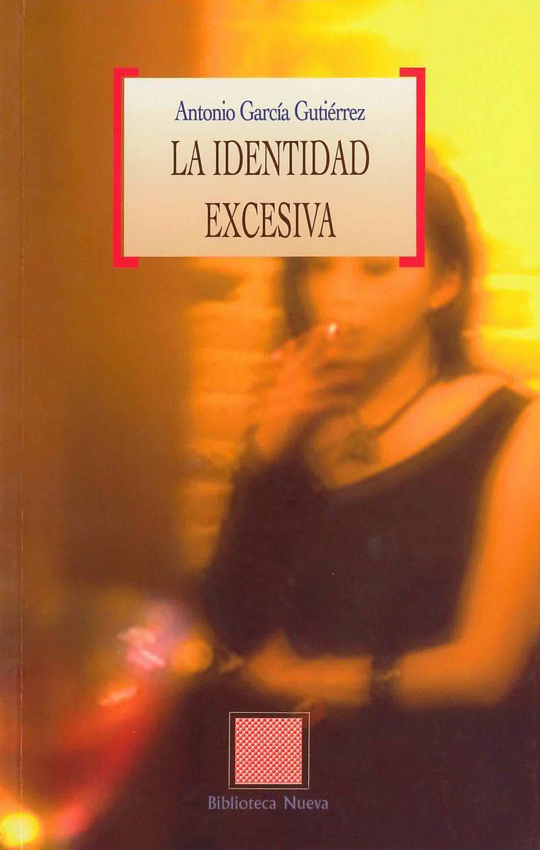 IDENTIDAD EXCESIVA, LA: portada