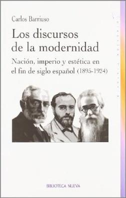 LOS DISCURSOS DE LA MODERNIDAD: portada