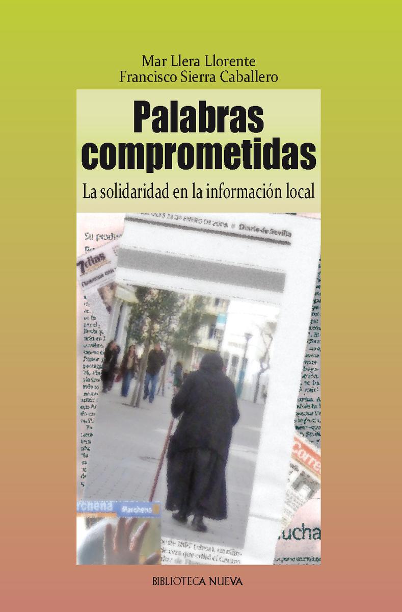 PALABRAS COMPROMETIDAS: portada