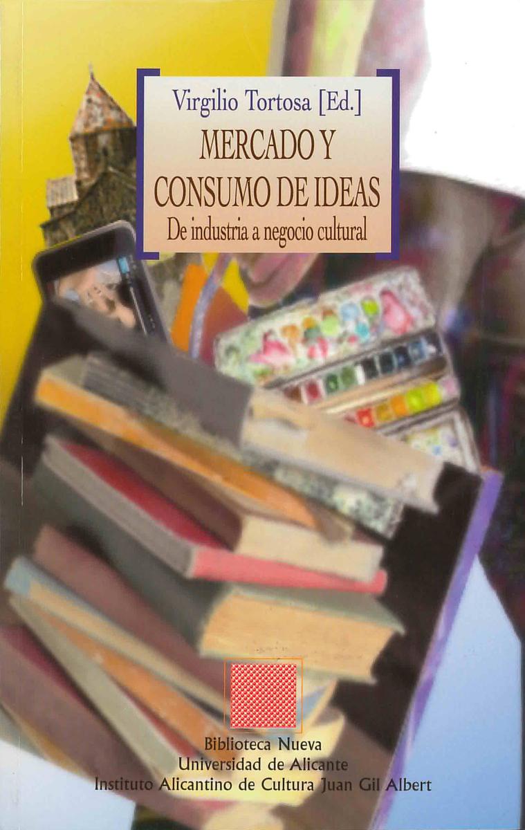 MERCADO Y CONSUMO DE IDEAS: portada