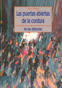 PUERTAS ABIERTAS DE LA CORDURA,LAS: portada
