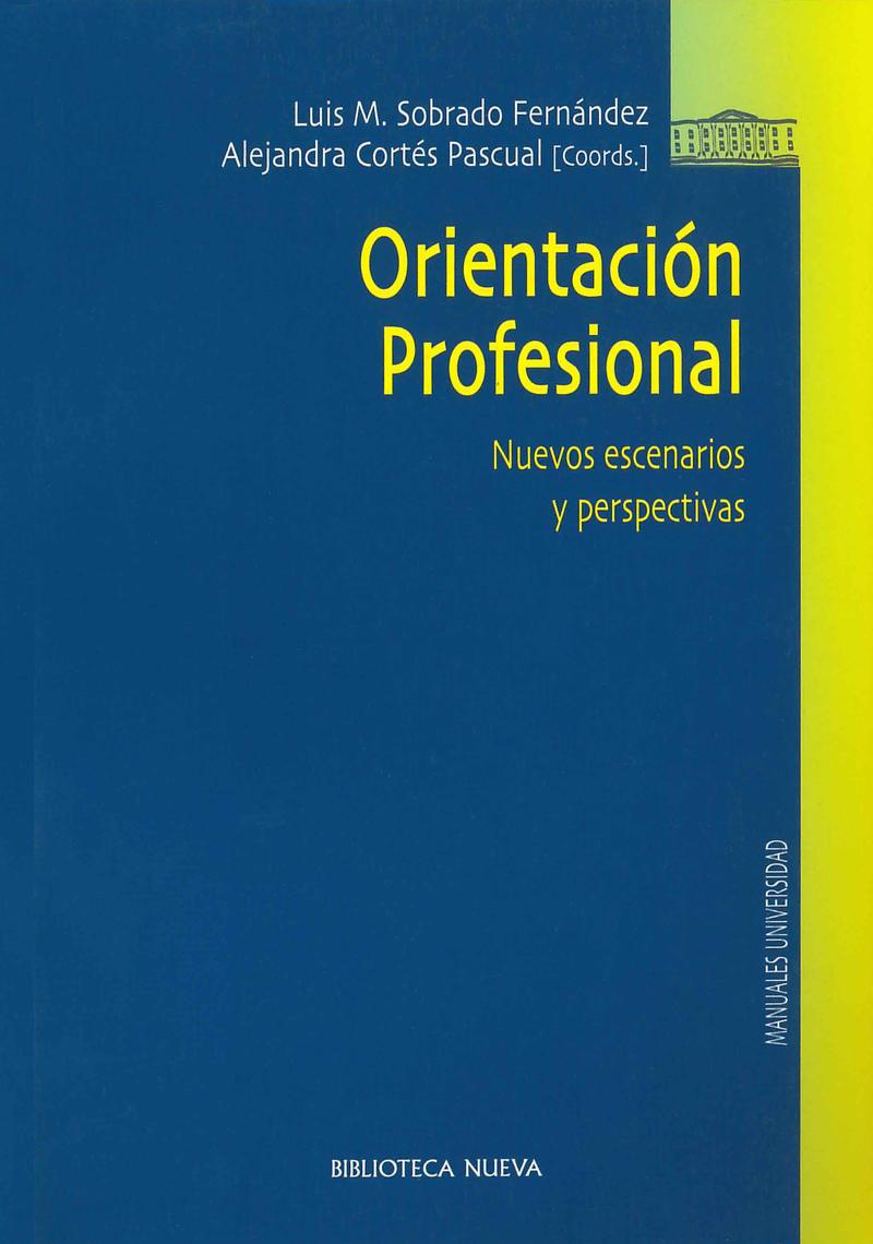 ORIENTACIóN PROFESIONAL: portada