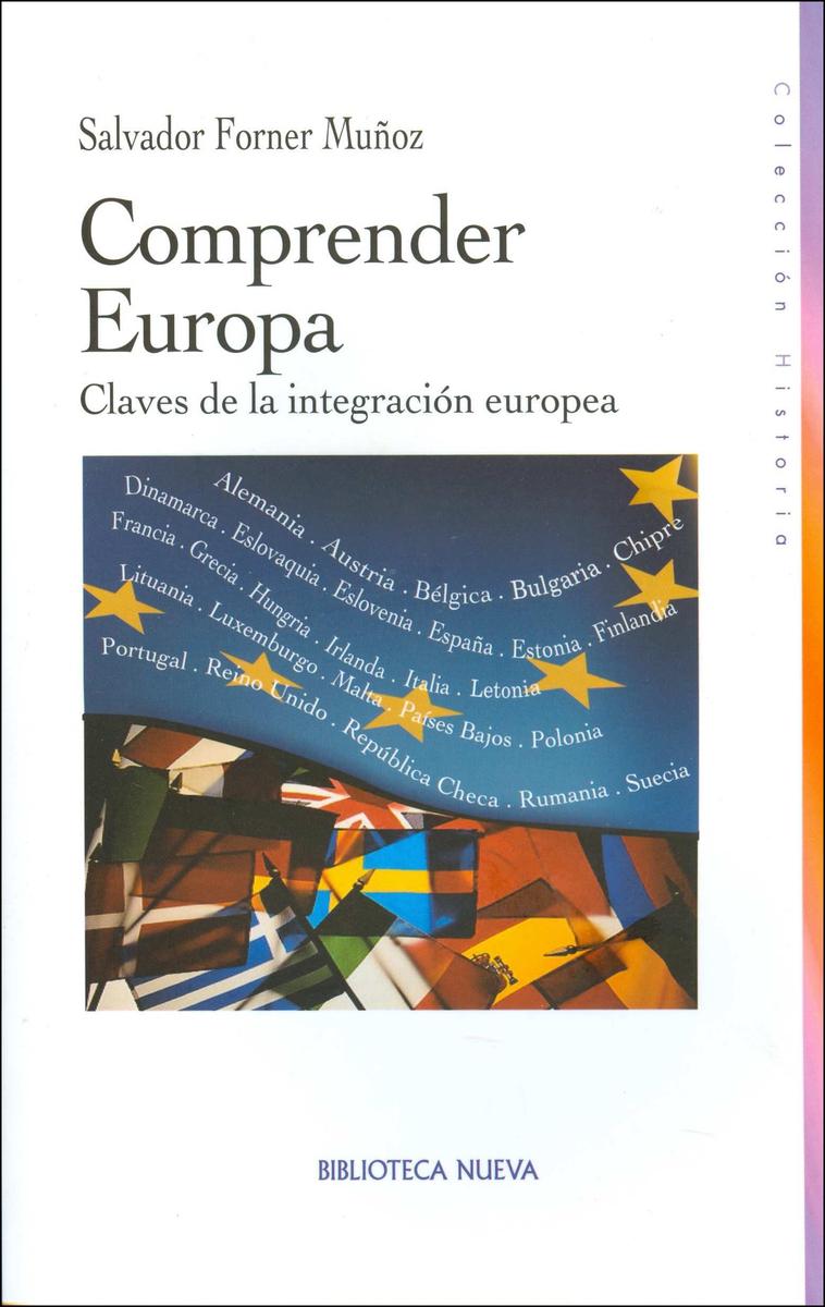 COMPRENDER EUROPA: portada