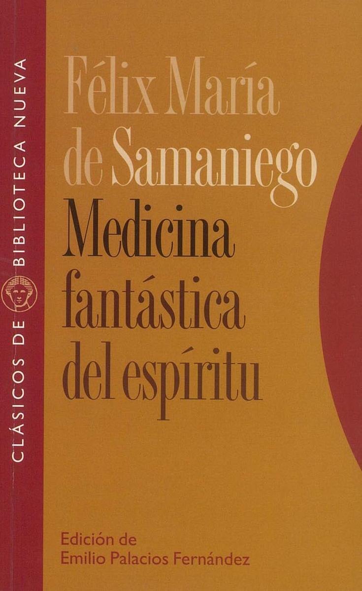 MEDICINA FANTÁSTICA DEL ESPÍRITU: portada