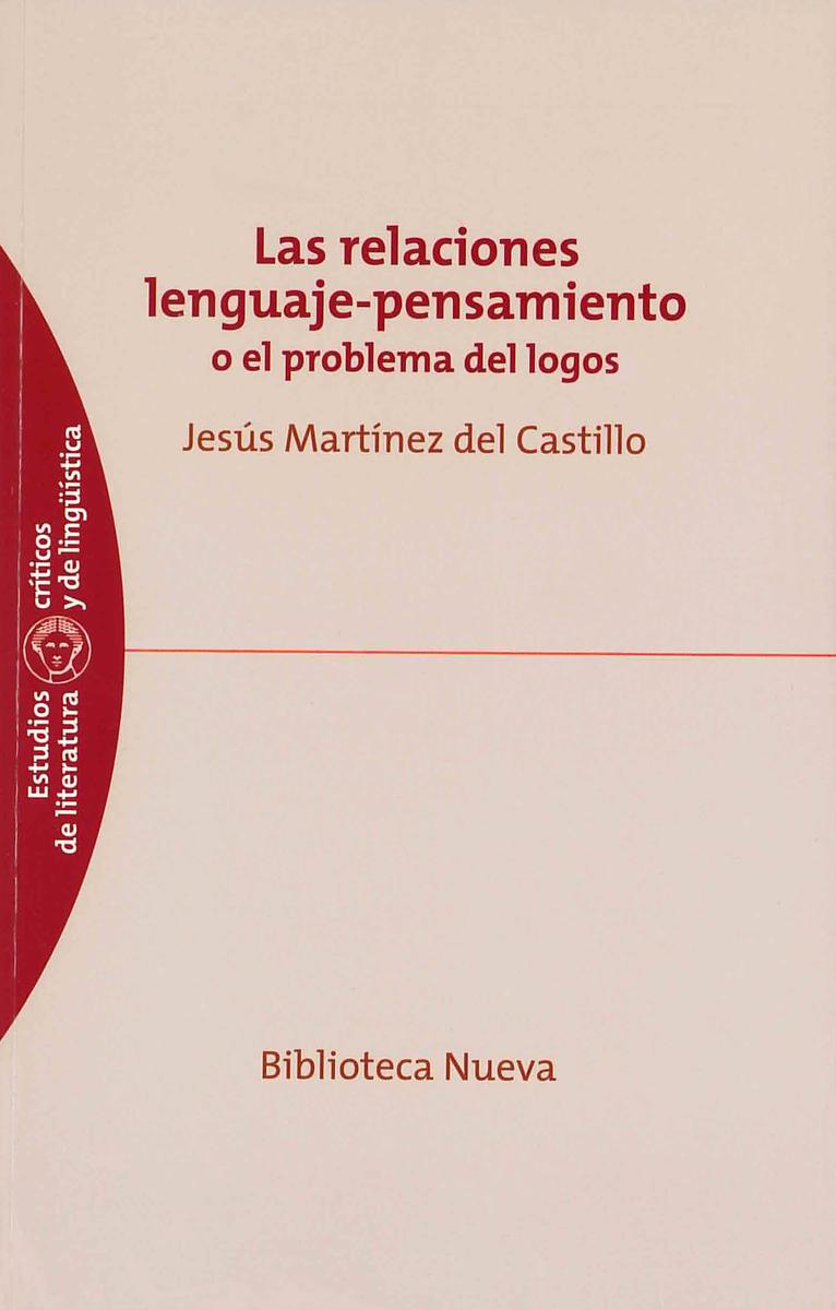 RELACIONES LENGUAJE-PENSAMIENTO, LAS: portada