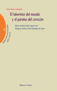 EL LABERINTO DEL MUNDO Y EL PARA�SO DEL CORAZ�N: portada