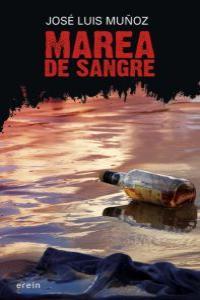 MAREA DE SANGRE: portada