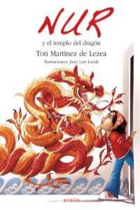 NUR Y EL TEMPLO DEL DRAGóN: portada