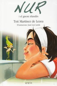 NUR I EL GNOM IRLANDES- CAT: portada