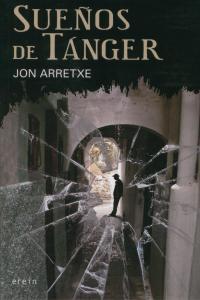 SUEÑOS DE TANGER: portada
