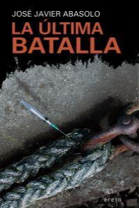 ÚLTIMA BATALLA, LA: portada