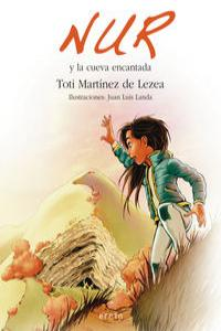 NUR Y LA CUEVA ENCANTADA: portada