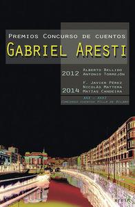 Premios concurso de Cuentos Gabriel Aristi: portada