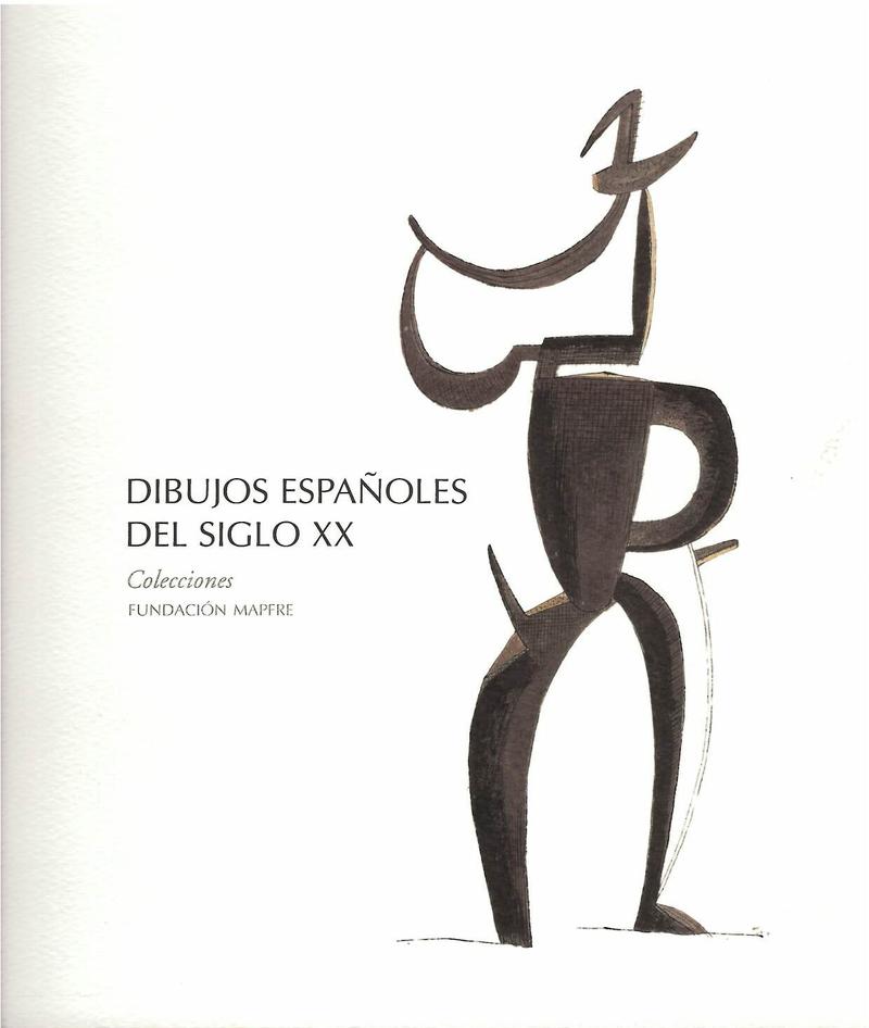 Dibujos españoles del siglo XX: portada