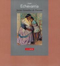 Juan Echevarría: portada
