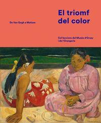 El triomf del color: portada