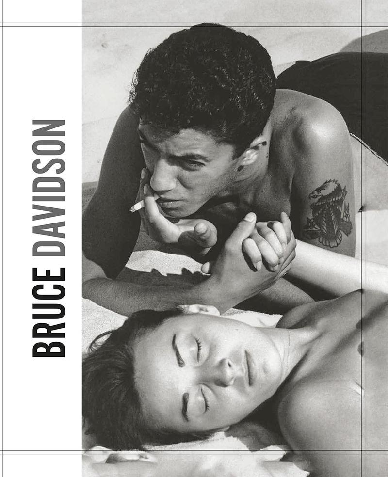 BRUCE DAVIDSON: portada