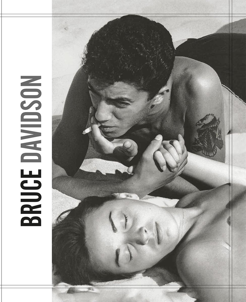 BRUCE DAVIDSON (catalán): portada