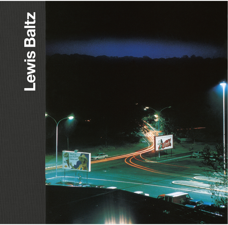 LEWIS BALTZ: portada
