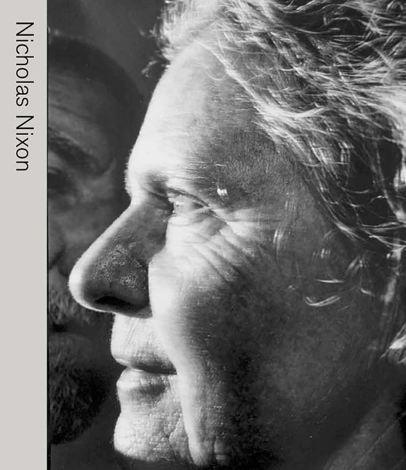 NICHOLAS NIXON: portada