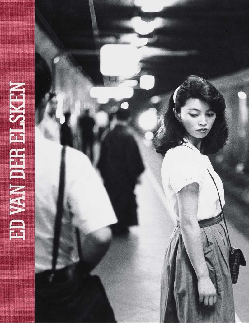Ed van der Elsken: portada