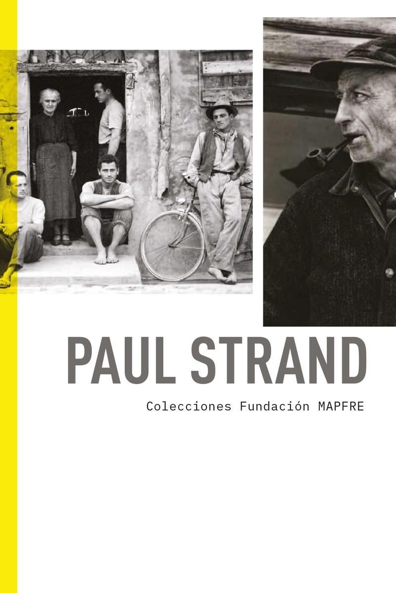PAUL STRAND. Colecciones Fundación Mapfre: portada