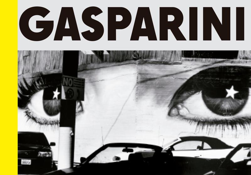 PAOLO GASPARINI: portada