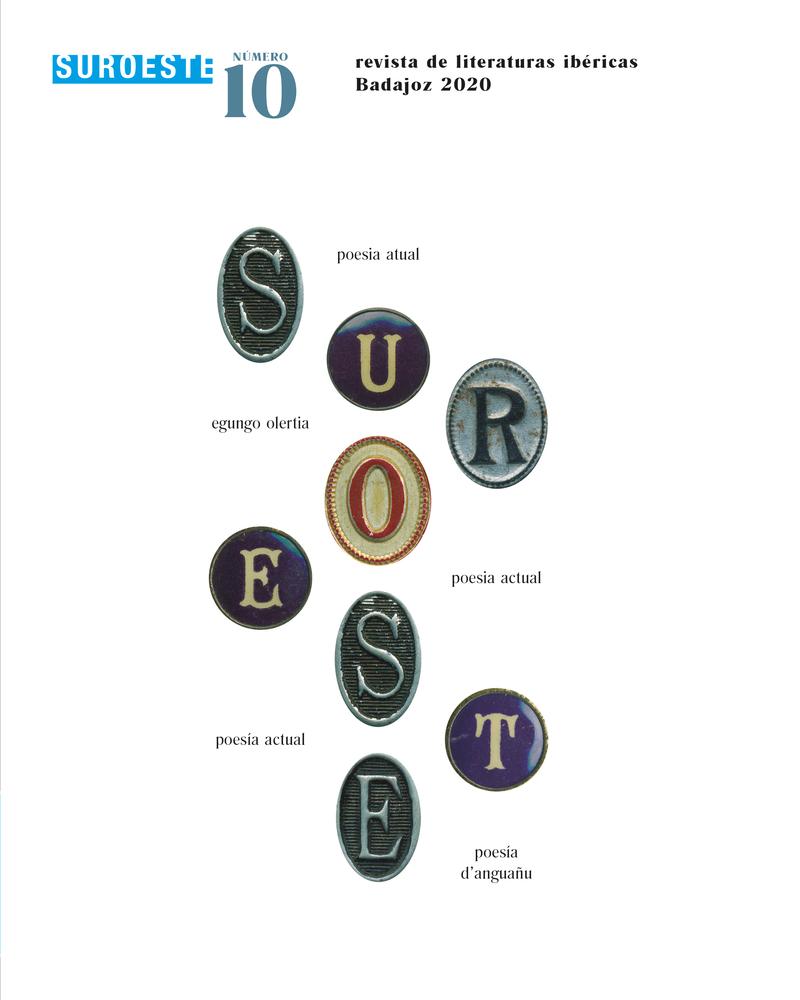 SUROESTE 10: portada