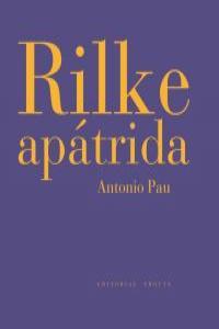 RILKE APáTRIDA: portada