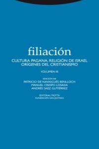 FILIACIóN III: portada