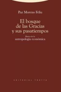 EL BOSQUE DE LAS GRACIAS Y SUS PASATIEMPOS: portada