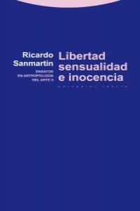 LIBERTAD, SENSUALIDAD E INOCENCIA: portada
