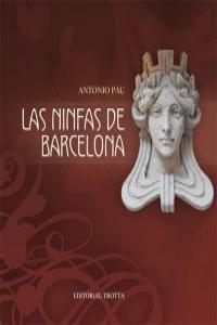 LAS NINFAS DE BARCELONA: portada