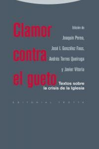 CLAMOR CONTRA EL GUETO: portada