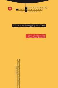 CIENCIA, TECNOLOGíA Y SOCIEDAD: portada