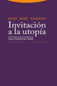 INVITACIóN A LA UTOPíA: portada