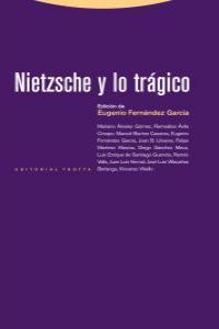 NIETZSCHE Y LO TR�GICO: portada