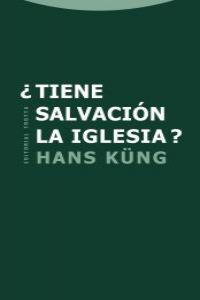 �TIENE SALVACI�N LA IGLESIA?: portada