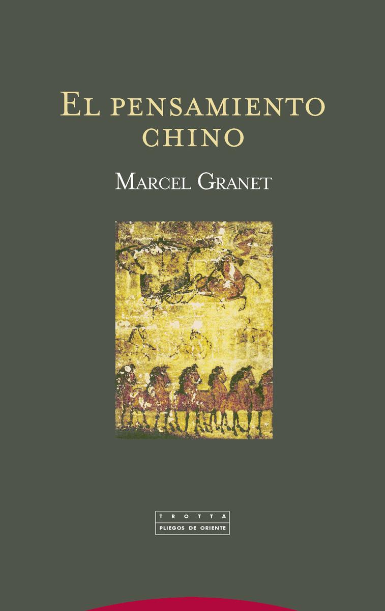 EL PENSAMIENTO CHINO: portada