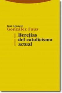 HEREJíAS DEL CATOLICISMO ACTUAL: portada