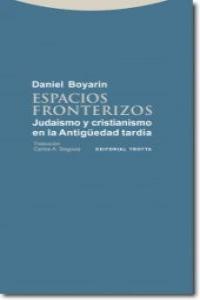ESPACIOS FRONTERIZOS: portada