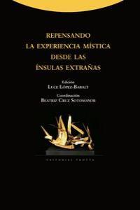 REPENSANDO LA EXPERIENCIA MíSTICA DESDE LAS íNSULAS EXTRAñAS: portada