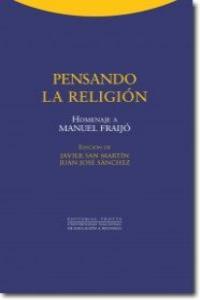 PENSANDO LA RELIGIÓN: portada