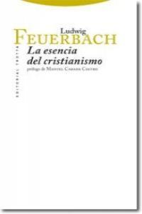 LA ESENCIA DEL CRISTIANISMO: portada