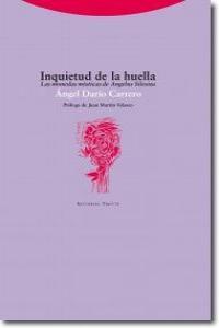 INQUIETUD DE LA HUELLA 2ªED: portada