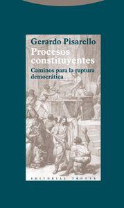 PROCESOS CONSTITUYENTES: portada