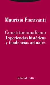 CONSTITUCIONALISMO: portada