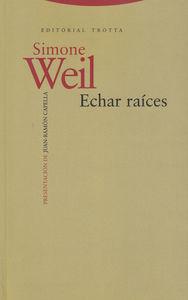 ECHAR RAICES 2ªED: portada