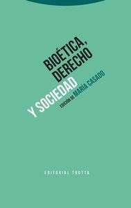 Bioética, derecho y sociedad: portada